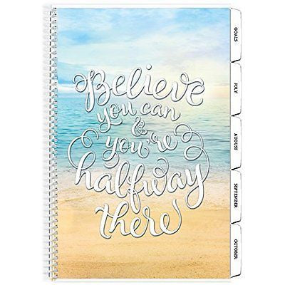 Tools4Wisdom Planner 2016 2017 Calendar July to June - 4-in-1: Daily Weekly