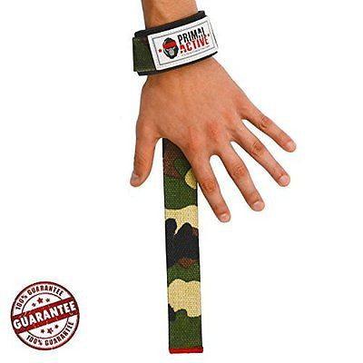 Lifting Straps For Weightlifting, CrossFit, Bodybuilding, MMA, Powerlifting