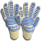 Revolutionary 932°F Extreme Heat Resistant EN407 Certified Gloves