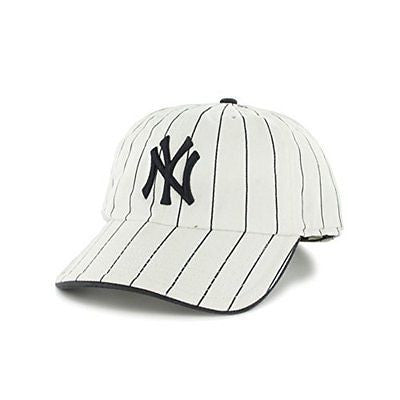 Licensed MLB New York Yankees (Color-White) Bird Cage Clean Up Style Garment