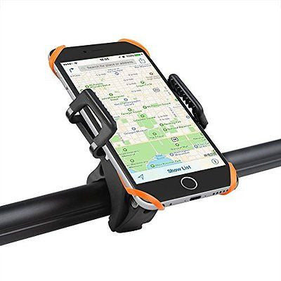 Bike Mount Bicycle Holder Taotronics Universal Cradle Clamp