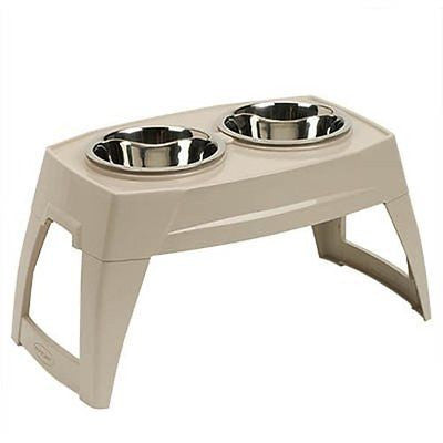 Suncast Elevated Feeding Tray Large
