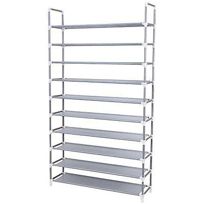 Shoe Rack Organizer Storage Bench Store up to 58 Pairs