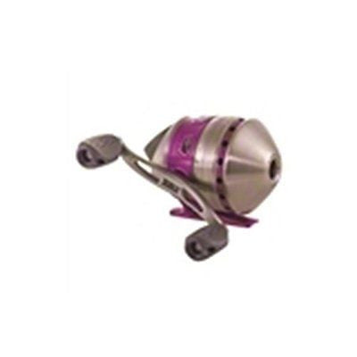 Zebco 33 Purple Authentic Spincast Reel