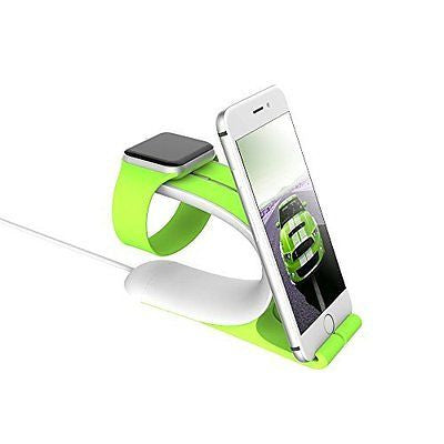LOCA Mobius 2-in-1 Apple Watch Smart Watch Charging Docks