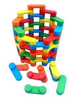 Magz-Bricks 40 Magnetic Building Set