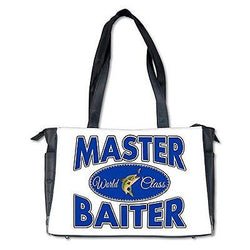 Diaper Bag Fishing Master Baiter with Lure