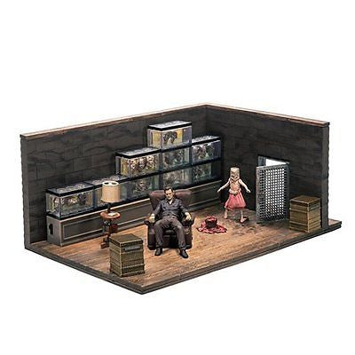 McFarlane Toys Building Sets -The Walking Dead TV The Governor's Room Building