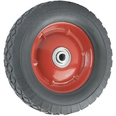 Replacement Wheel with Offset Steel Hub  - 8-Inch x 1-3/4-Inch 60 lb