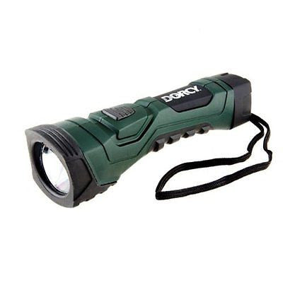 Dorcy 41-4751 CyberLight Weather Resistant LED Flashlight with Nylon Lanyard