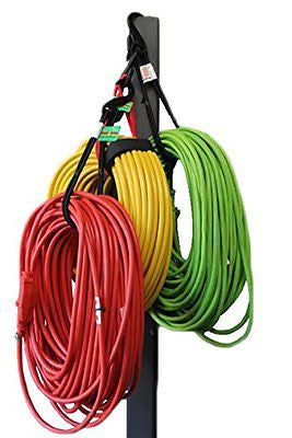 Bungee Cord Garage Organizer Storage Tool Gift Ideas for Men Sports Equipment
