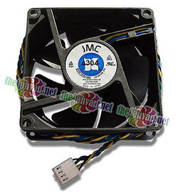 High Quality Long Life 80mm x 25mm 4 wire PWM Case/CPU Fan! JMC 8025-12HB APW