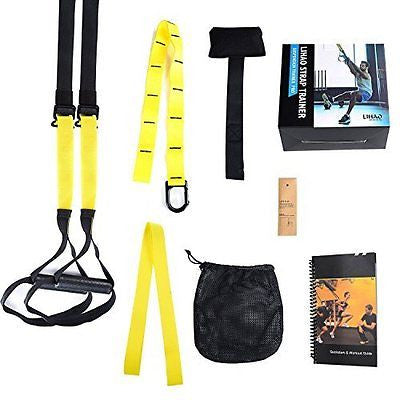 LIHAO Pro Suspension Training Strap