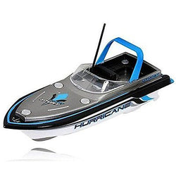 Hotkey? Radio RC Remote Control Super Mini Speed Boat Dual Motor Toy Blue