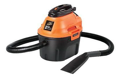 2.5 Gallon 2 Peak HP Utility Wet/Dry Vacuum AA255