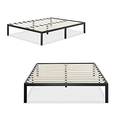 Zinus Modern Studio 14 Inch Platform 1000 Metal Bed Frame/Mattress Foundation