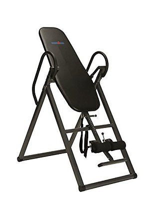 New Ironman LX300 Inversion Table Folding Gravity Back Pain Therapy