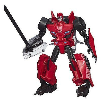 Transformers Robots in Disguise Warriors Class Sideswipe Figure