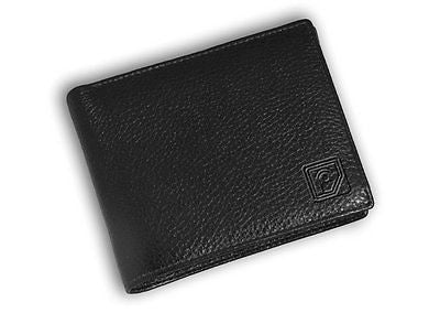 RFID Blocking Wallet For Men - Credit Card Protector Bifold PREMIUM Leather