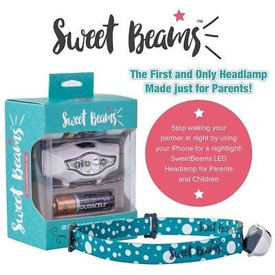 Sweet Beams LED Nursing Light and Hands Free Headlamp