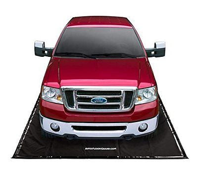 Auto Floor Guard Delux 8Ft. 6In x 20 1.18 Inch Edging