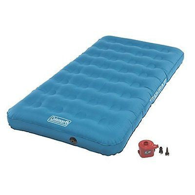 Coleman Durarest Plus Single High Airbed Twin