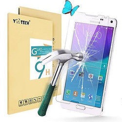 Galaxy Note 4 Screen Protector,Yootech Galaxy Note 4 Tempered Glass Screen
