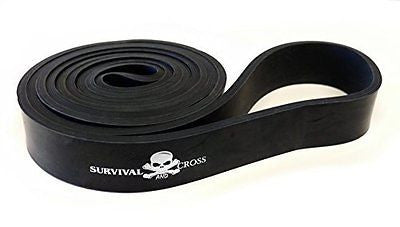 Resistance Exercise Band - Survival and Cross - Premium Quality