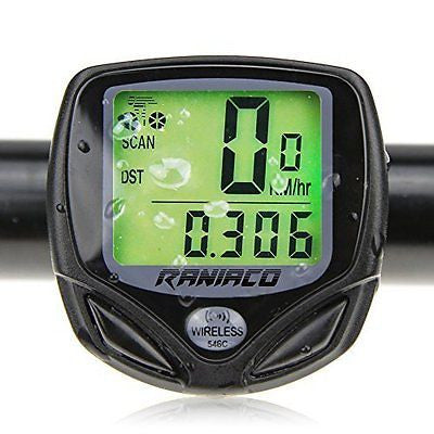 Bike Computer Original Wireless Bicycle Speedometer Bike Odometer