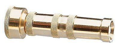 Nelson 50166 Twist Nozzle Brass