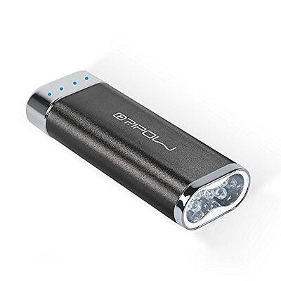 Oripow Spark Torch 6400mAh Ultra-Compact Premium Portable Charger