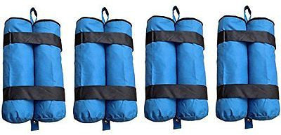 Double-Stitched Weight Bags for Canopies Tents Awnings