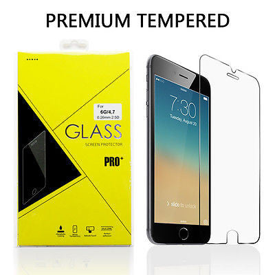 Premium Tempered Glass Film Screen Protector for Apple iPhone 6S 4.7