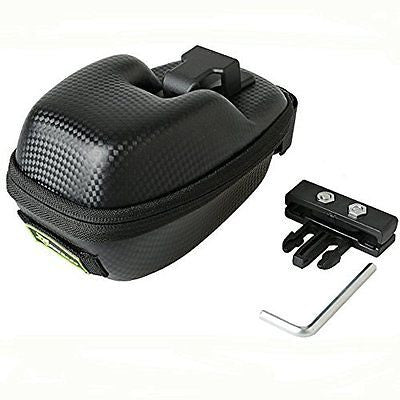 RockBros Waterproof Mountain Bike Saddle Seatpost Bag Bicycle Rear Seat Pack