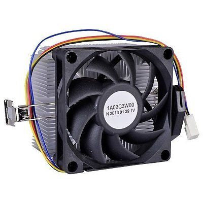 AMD Socket FM1/AM3+/AM3/AM2+/AM2/1207/940/939/754 4-Pin Connector CPU Cooler