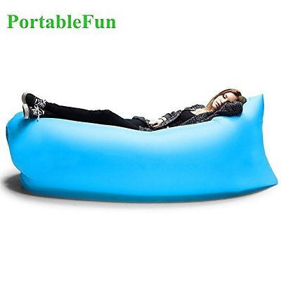 Outdoor Inflatable Lounger Air Sofa Couch