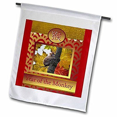 Beverly Turner Chinese New Year Design - Monkey in Tree, Sign of the Monkey