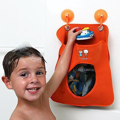 Bath Toy Organizer by Splish Splash Kid | Deluxe Hanging Bath