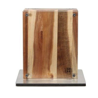 Schmidt Brothers Cutlery Midtown Knife Block Acacia