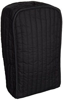 Ritz Quilted Mixer/Coffee Machine Cover  Black