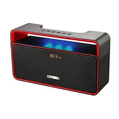 Bluetooth Speakers TECBOX Ultra Portable 3.0 Wireless Speaker with Electronics L