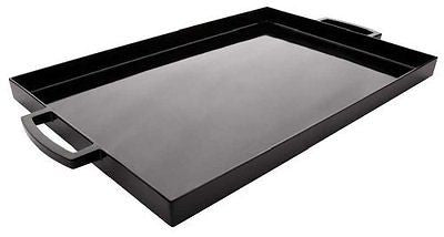 "Rectangular Serving Tray 19.5"" by 11.5"" Break-resistant and BPA-free"