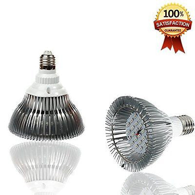 Premium LED Grow Light Bulb, Highly Efficient, Full Spectrum, Hydroponic Plant