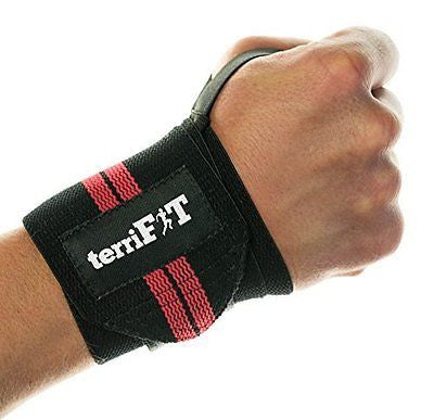 Wrist Wraps | Wrist Support Weightlifting Medium-Duty | Lifting Wrist Wraps
