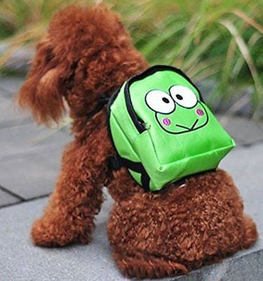 Mkono Catoon Cute Dog Self-Carry Travel Camping Backpack Harness
