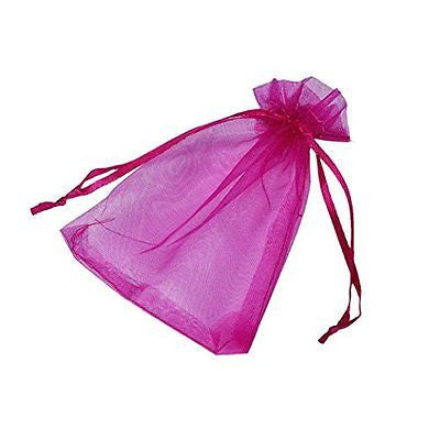 Candy Small Bag DZT1968? 100pcs Organza Wedding Party Decoration Gift Candy