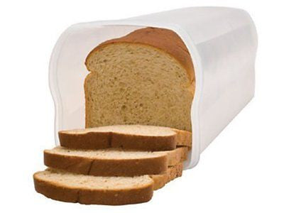Specialty Food Storage Containers Bread Keeper Red (1832489)