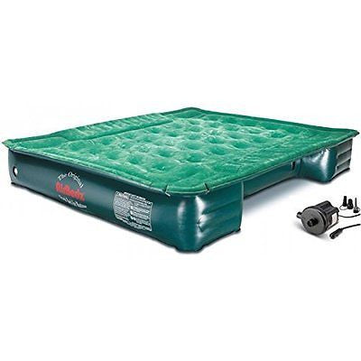"6'-8' Truck Bed Air Mattress with DC Corded Pump (75""x63""x12"" Inflated)"