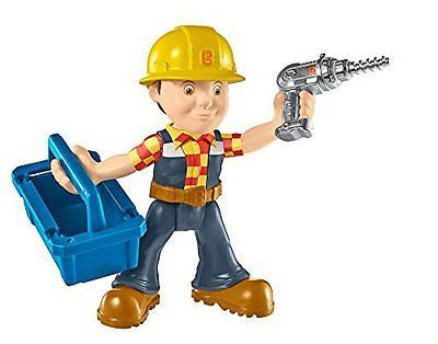 Fisher-Price Bob the Builder, Everyday Bob Action Figure