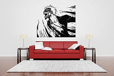 Wall Room Decor Art Vinyl Sticker Mural Decal Bleach Ichigo Cartoon Manga